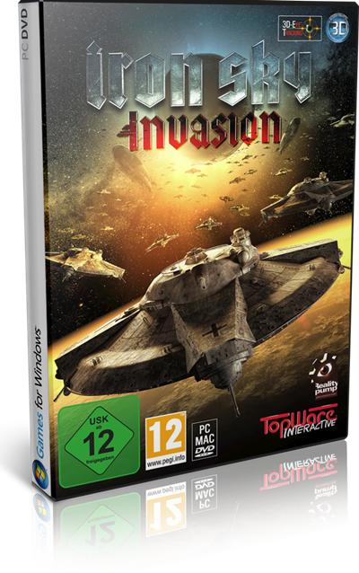 Iron Sky Invasion + Parches V1.1 y 1.2 [Español] [Full]