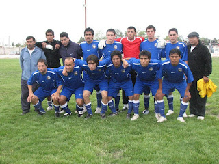 DEPORTIVO MUNICIPAL 2011
