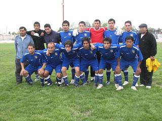 DEPORTIVO MUNICIPAL 2011