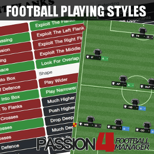 Football Playing Styles