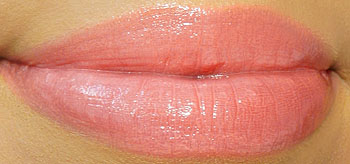 nyx nude pink swatch