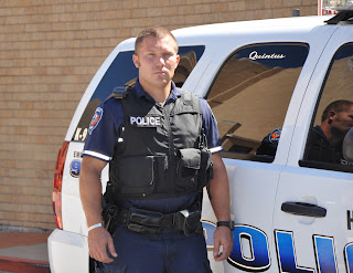 Officer Rodgers serves as SWAT Team Leader.