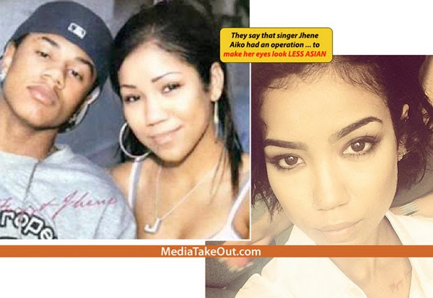 Chatter Busy: Jhene Aiko Plastic Surgery