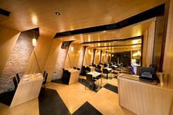 Wooden Interior Design for Restaurant