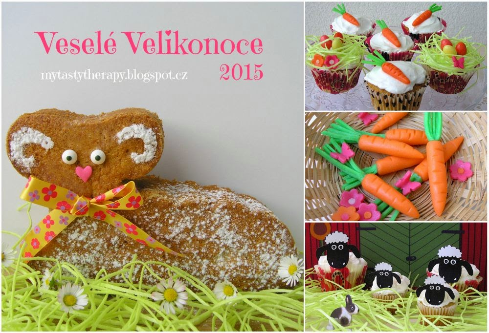 Vesele Velikonoce / Happy Easter 2015
