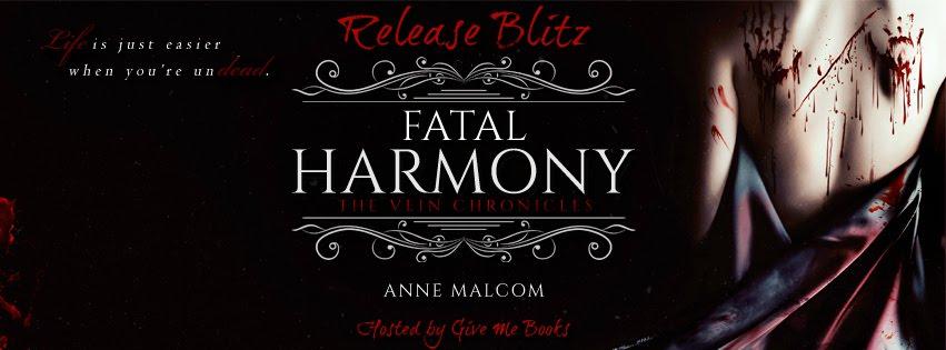 Fatal Harmony Release Blitz