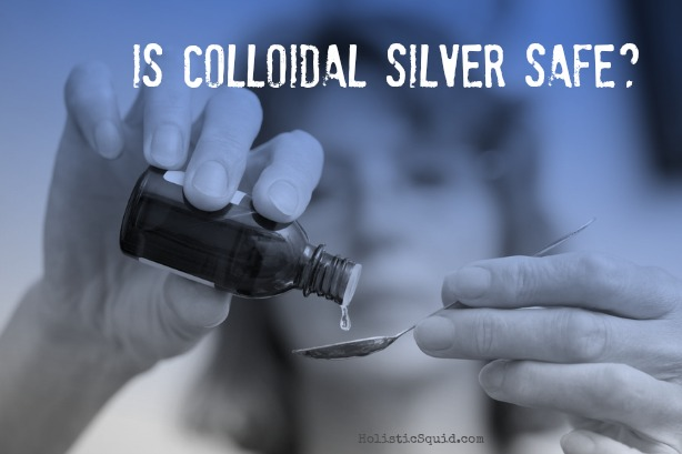 Silver sol safety