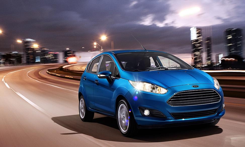 Ahora también es paulista: Ford ya fabrica en Brasil al Fiesta KD ...