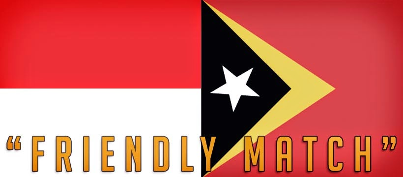 Jadwal Timnas Indonesia vs Timor Leste 2014