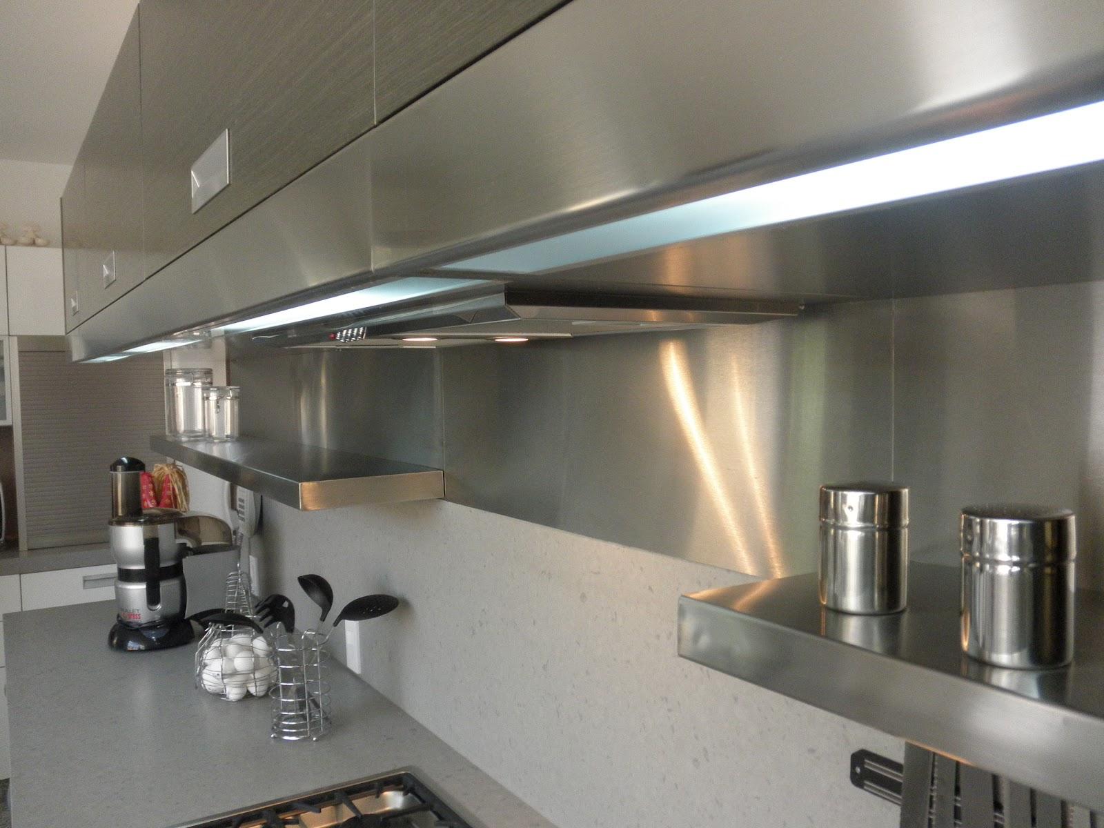 Arquitectura en cocinas detalles en la cocina iluminacion - Iluminacion en la cocina ...
