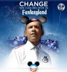 obama fantasy land