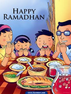 Healthy Fasting Ramadan Ramadhan