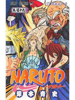 Naruto manga 585 Español