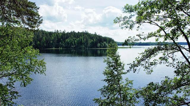 Lakeland, Finland.