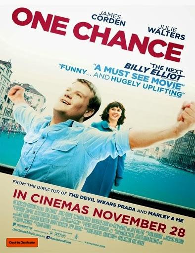 Ver Mi gran oportunidad (One Chance) (2013) Online