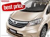 Pricelist Honda Freed Bandung
