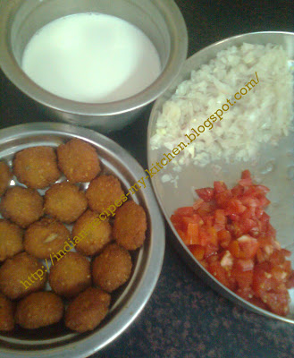 vadakari ingredients