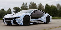 La BMW Vision EfficientDynamics si chiamera i8