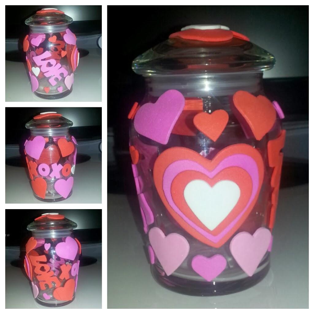 Beauty By Christina: DIY: 101 reasons why i love you jar