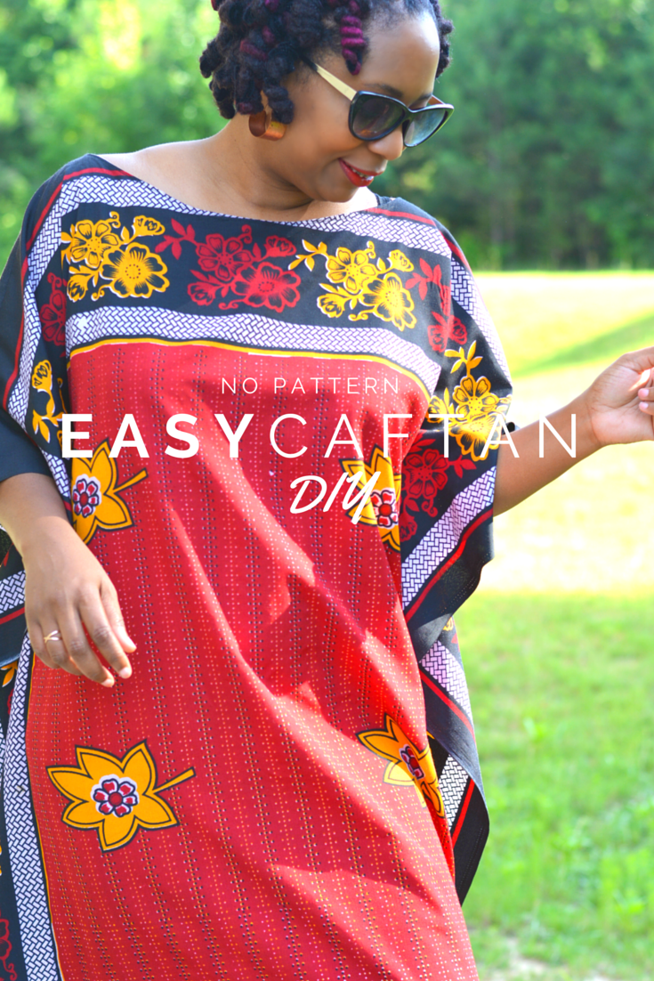 easy summer caftan