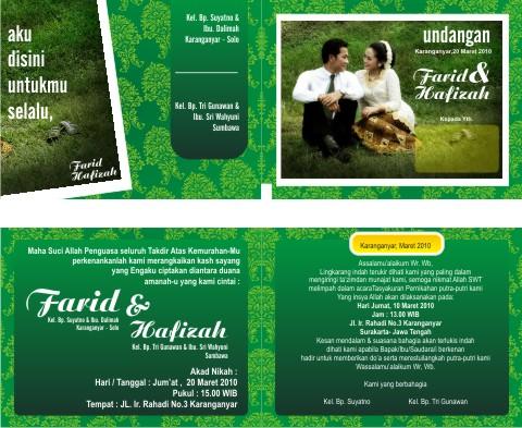 undangan pernikahan 4