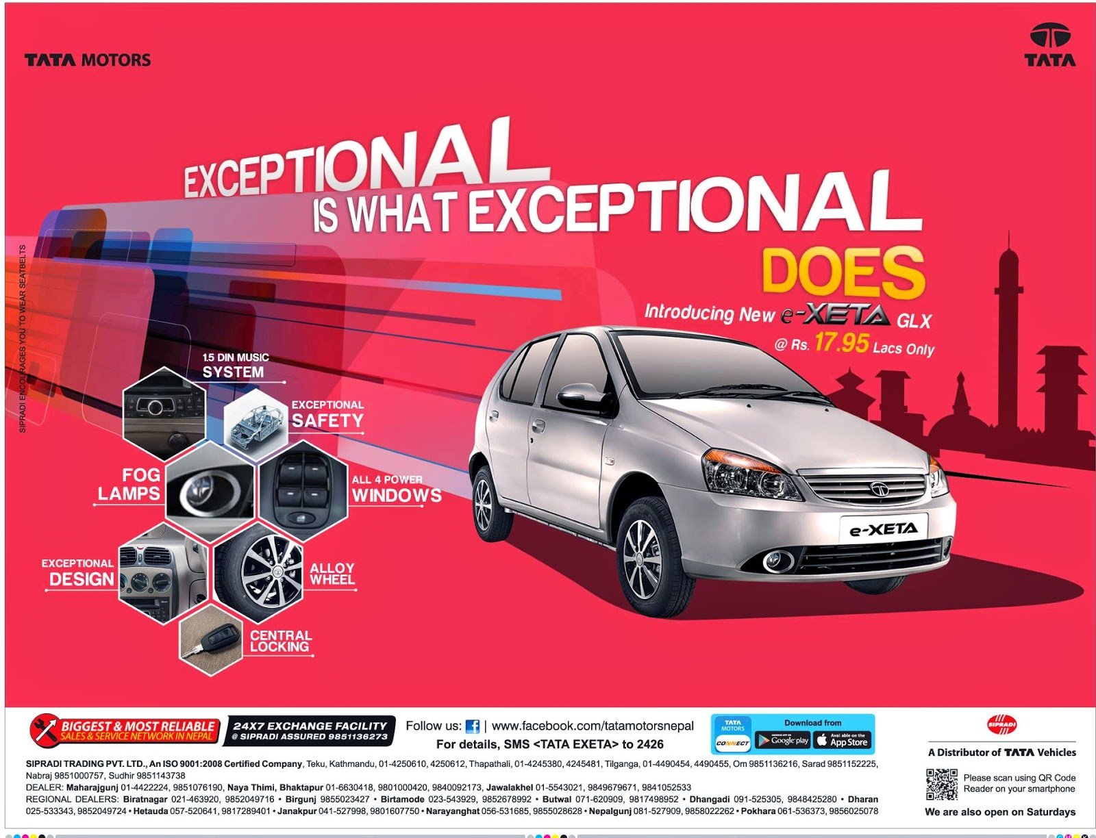 Tata-e-XETA-GLX-Features-Price-Nepal