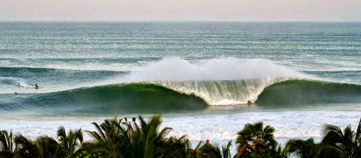 Surfing México  playas, oleaje, swell, concursos SUP México!