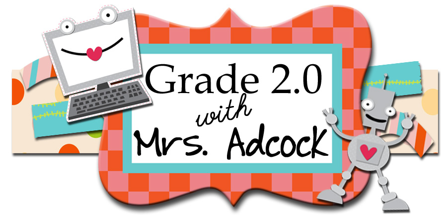 Grade 2.0 with Mrs. Adcock