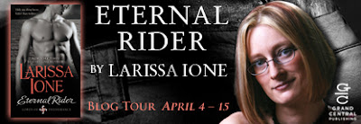 eternal rider blog tour banner