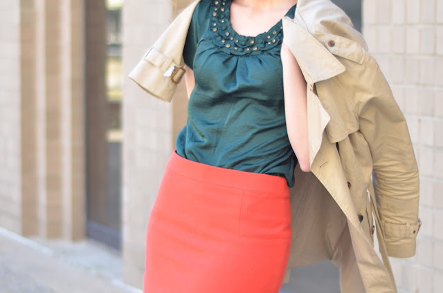 J.Crew City Mini Skirt
