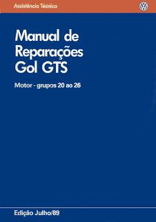 MANUAL DE REPARAÇÕES GOL GTS (MOTOR)