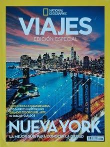 National Geographic Viajes. Edición Especial Nueva York (Noviembre 2018)
