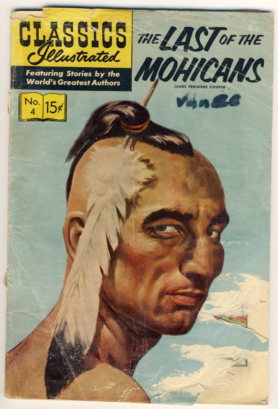 romanticism in the last of the mohicans essay