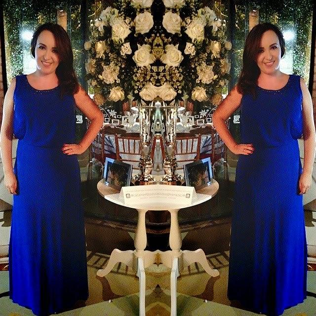 fast fashion, como usar, inspiração de looks, blog camila andrade, blog de moda em ribeirão preto, fashion blogger, vestido longo azul, vestido convidada de casamento, casamento noite, dress azul