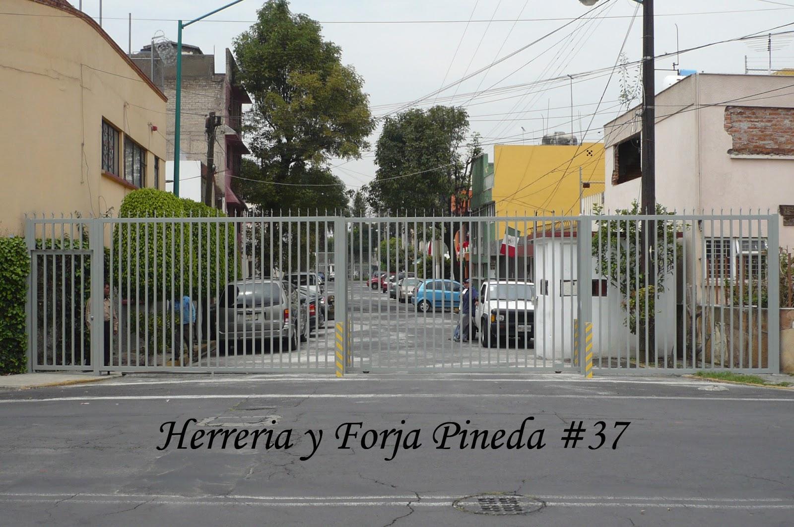 Herreria y Forja Pineda