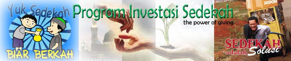 Program Investasi Sedekah