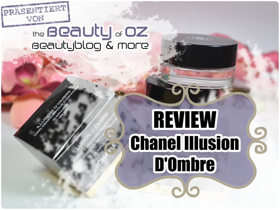Review Chanel Illusion D'Ombre Notes de Printemps Kollektion