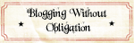 Blogging without obligation