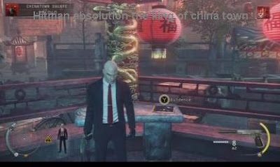 Hitman Absolution The King of Chinatown Challenges
