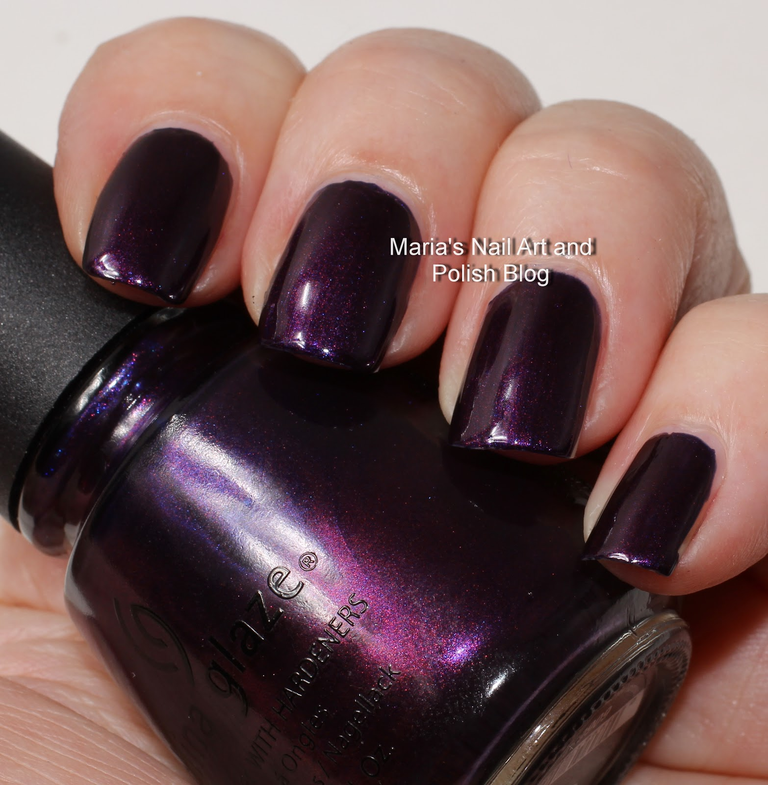Let S Talk Nail Art: Marias Nail Art And Polish Blog: China Glaze Lets Groove