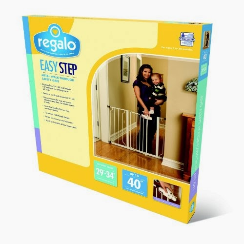 regalo walk thru pet gate