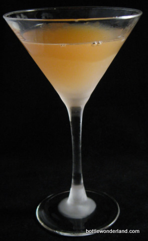 Miami Beach Cocktail Drink