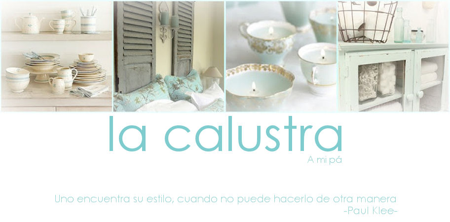 La calustra