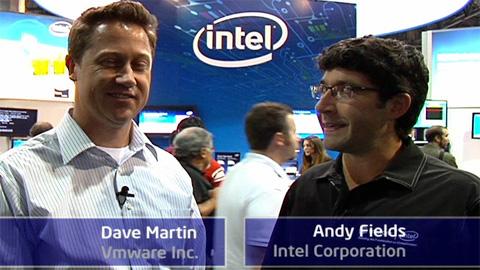 vmware + Intel