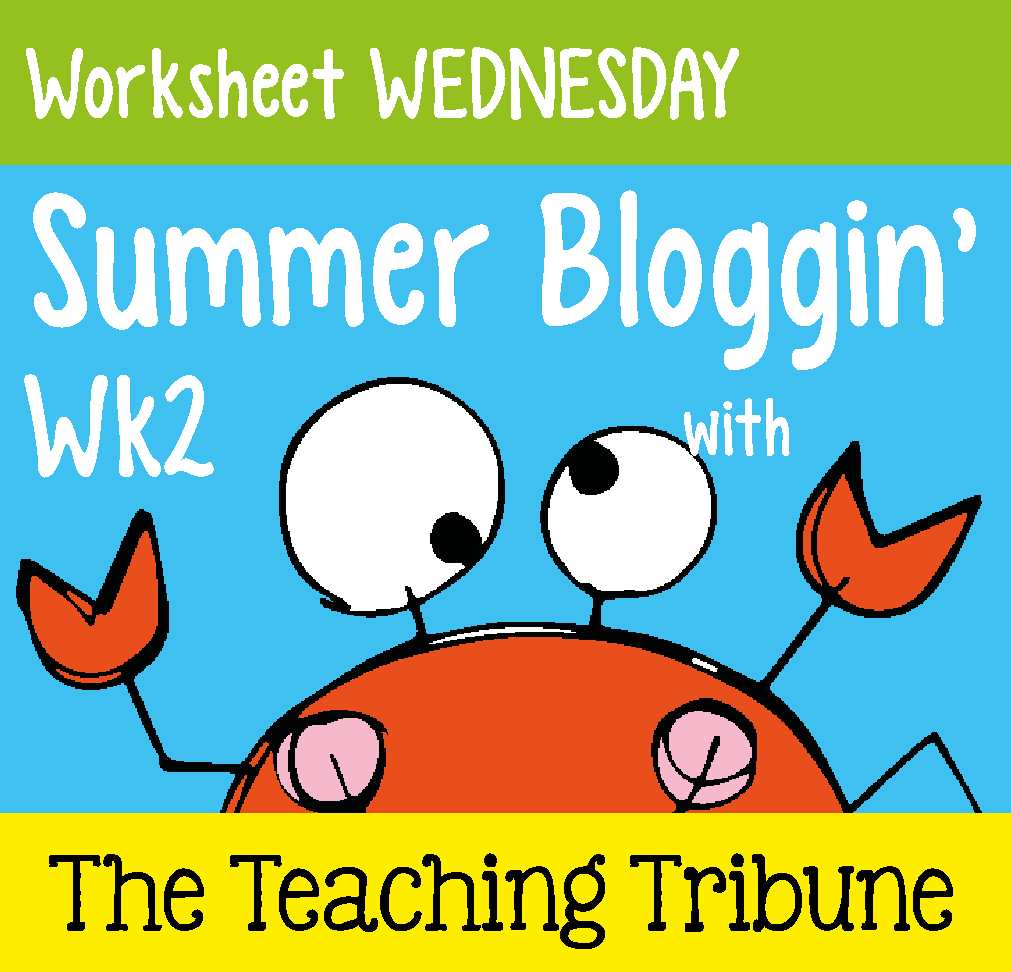 The Traveling Teacher: Worksheet Wednesday - Fact Family Fun