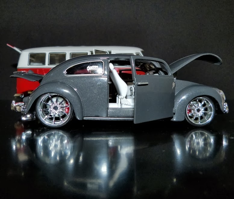Vw 1600 Dress Up Kit: Scale Model News: A TALE OF TWO BEETLE KITS: WOULD YOU