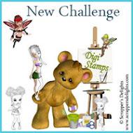 Scrappers Delight Challenge