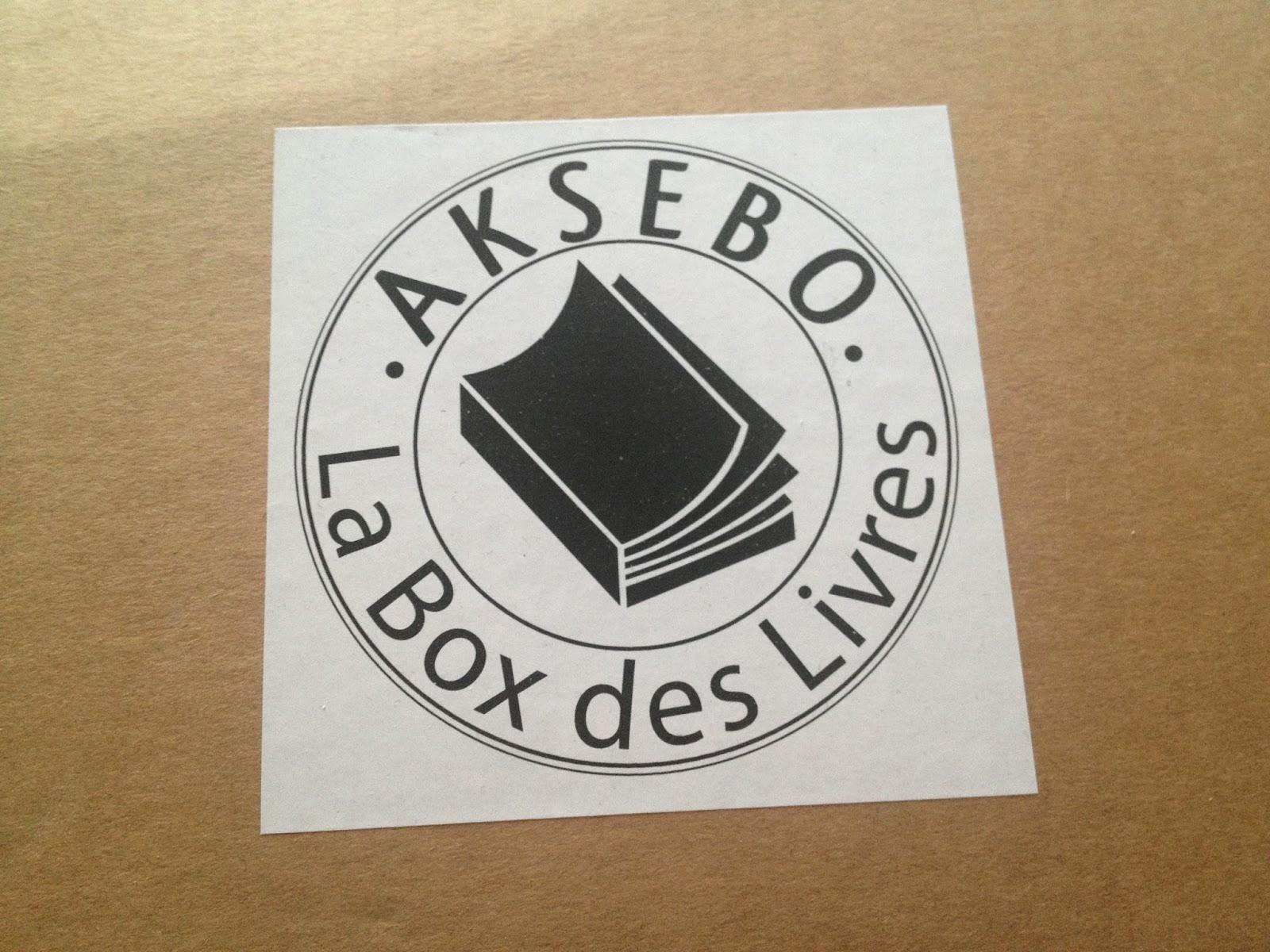Testé pour vous #2 : la box livres Aksebo