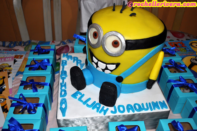 Birthday Cake Images Minions ~ Elijah s minion themed th birthday party rochelle rivera