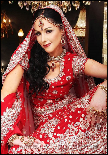 Perfect Indian Bridal Makeup for Your Wedding Day